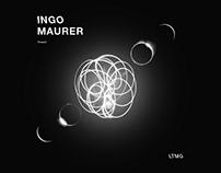 Ingo Maurer. Concept website