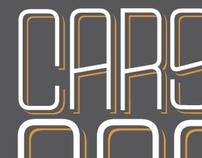 Carson Sans Typeface