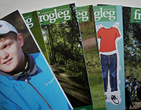 Frogleg – Golf Club Magazine