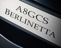 A8GCS Berlinetta Touring