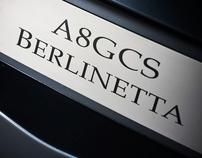 A8GCS Berlinetta Touring