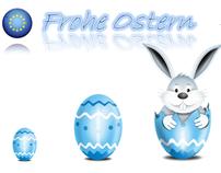 BüroService Kronberg wünscht Frohe Ostern!