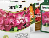 Terrasan® Liebe für den Garten