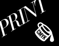 Print & Type Design: Mashup