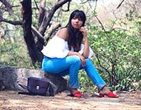 Munmi Kalita Style Blogger