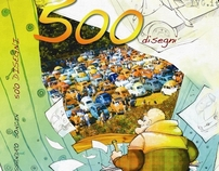 "Illustration for Book ""500 disegni"""