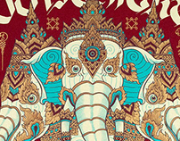 Foo Fighters: Gig Poster
