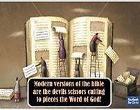 Arrogant Bible Correctors Rebuked