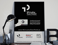 Wirtualny Teatr Polski - Identyfikacja Wizualna