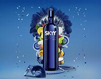 Skyy Vodka - Balada na Balada /// Live Marketing