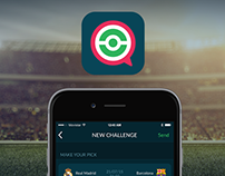 Outscore - Chats & Sports app