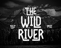 The Wild River Typeface