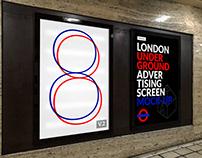 London Underground Ad Screen Mock-Ups 10