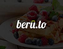 beru.to logotype design