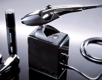Patented Cosmetic Airbrush System