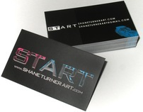 New Business Card Design and Print
