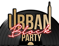 Urban Block Party Music Festival Logo