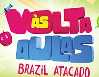 Campanha Volta às Aulas - Brazil Atacado