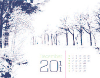 Wonderpress Calendar Series