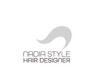 Nadia Styles Hair Designer Branding
