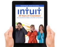 Intuit's Fortune Best Companies iPad App