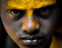 Paint me Yellow -  Jejuri..