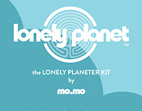 Lonely Planeter Kit