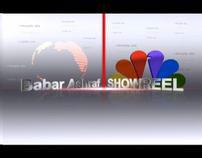 Babar Ashraf Showreel 2012