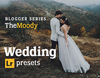 Moody Wedding - Blogger Lightroom Presets