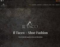 Il Tacco | Website