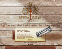 Second Season Art & Consignment Boutique