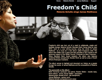Website: Freedom's Child