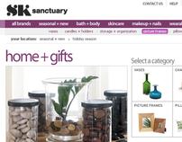 SK Shop eCommerce UX Redesign