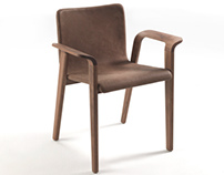Louise Chair - Riva1920 Made in Italy