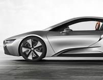 BMW i8 - Production Version Sneak Peek