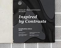 Centre for Glass and Ceramics Graduation show