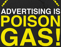 Advertising is Poison Gas