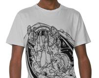 """Sketches"" T-Shirt Series"