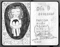 Casa Cuadrau Personal Diary