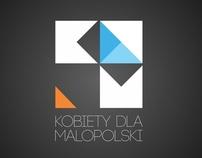 Kobiety dla Malopolski - logotype ver.1