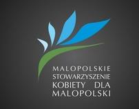 Kobiety dla Malopolski - logotype ver.3