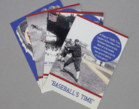 Baseball Music Cards