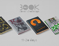 30 days book cover challenge – second ten