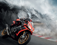 Aprilia RSV4 Ride The Impossible