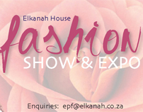 Poster: Fashion Show & Expo