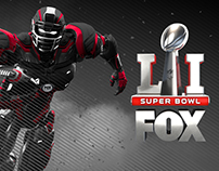 FOX SUPER BOWL LI Concepts
