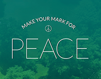 "Project ""Mark for peace"""