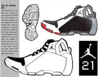Nike Footwear Design