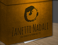 Zanetti Nadali | Logo Design