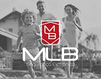 Logotipo - MLB Segurança Eletrônica